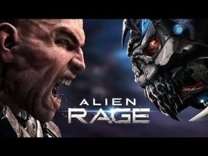 Alien Rage Gameplay (PC HD) Gameplay
