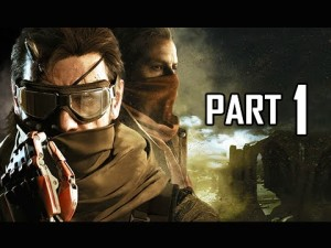 Metal Gear Solid V The Phantom Pain Walkthrough