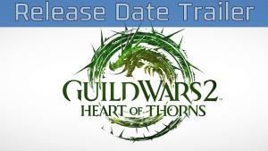Guild Wars 2: Heart of Thorns - Release Date Trailer [HD 1080P/60FPS] Trailer