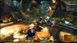 Guild Wars 2 - Heart of Thorns Gameplay Gameplay