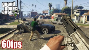 Grand Theft Auto V (PS4/XB1/PC) - First Person Mode Trailer (60fps) [1080p] TRUE-HD QUALITY Trailer