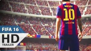 FIFA 16 E3 Teaser Trailer (1080p HD) 2015 Trailer