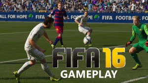 Fifa 16 Gameplay - REAL MADRID vs BARCELONA Gameplay