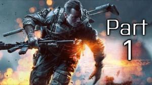Battlefield 4 Gameplay Walkthrough Part 1 - Campaign Mission 1 - Baku (BF4) Gameplay