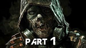 Batman Arkham Knight Walkthrough Gameplay Part 1 - Scarecrow (PS4) Gameplay