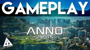 Anno 2205 Gameplay Part 1 | Gamescom 2015 Gameplay