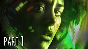 Alien Isolation Walkthrough Gameplay Part 1 - Ripley (PS4) Gameplay