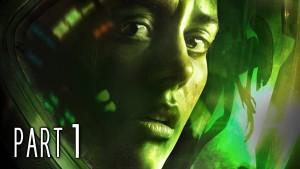 Alien Isolation Walkthrough Gameplay Part 1 - Ripley (PS4) Gameplay