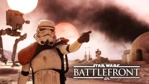 Star Wars Battlefront Gameplay Launch Trailer Trailer
