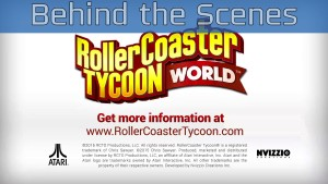 RollerCoaster Tycoon World - Behind the Scenes Trailer [HD 1080P] Trailer