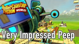 RollerCoaster Tycoon World - PC - VIP (English Trailer) Trailer