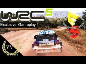 WRC 5 Gameplay E3 2015 Gameplay