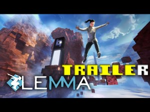 Lemma - first-person parkour Trailer Trailer