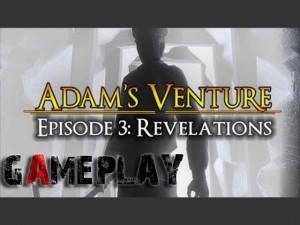 Adam's Venture 3: Revelations Gameplay (PC/HD) Gameplay