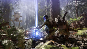Star Wars: Battlefront origin