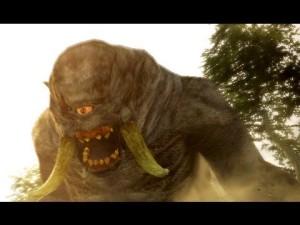 Dragon's Dogma Dark Arisen Gameplay Walkthrough Chimera /Hydra/Cyclops Boss Fight Gameplay
