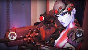 ♥ Overwatch (Gameplay) - Learning The Flow of Battle (Widowmaker, Reinhardt & More) Gameplay