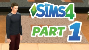 The Sims 4 Walkthrough Gameplay Part 1 - MOVING IN (Let's Play Playthrough) Gameplay