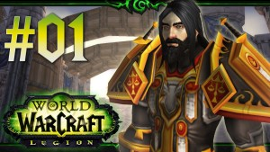World of Warcraft: *Perparing For Legion* Gameplay | Level 1-110 | Paladin | Episode 1 Gameplay