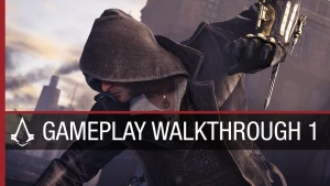 Assassin's Creed Syndicate Gameplay Walkthrough 1 [US] Gameplay