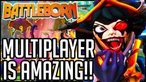 Battleborn Gameplay - Multiplayer Part 1 - SO. FREAKING. FUN!! (PC/PS4/XB1 1080p 60fps HD) Gameplay