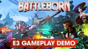 Battleborn E3 Gameplay Demo Gameplay