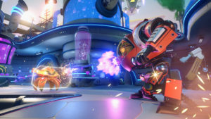 Plants vs. Zombies: Garden Warfare 2 origin