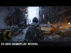 Tom Clancy's The Division - E3 Gameplay reveal [EUROPE] Gameplay