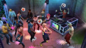 The Sims 4: Get Together origin