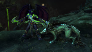 World of Warcraft: Legion (incl. instant boost to 100 lvl) battlenet