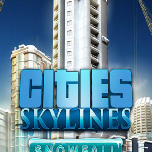 Cities Skylines Snowfall Download Cover Free Game
