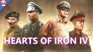 Hearts of Iron IV Gameplay (PC HD) Trailer