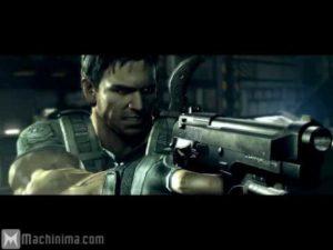 Resident Evil 5 - TGS ང (Game Trailer (HD) Trailer
