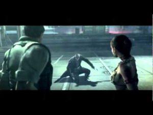 Resident Evil 5   final boss (part 1) Gameplay