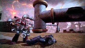 Warhammer 40,000: Eternal Crusade Alpha Gameplay Video Gameplay