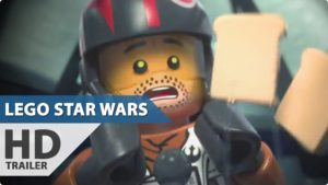 LEGO Star Wars The Force Awakens Trailer (1080p HD) Lego Star Wars 7 Trailer