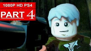 LEGO Star Wars The Force Awakens Gameplay Walkthrough Part 4 [1080p HD PS4] - No Commentary Gameplay
