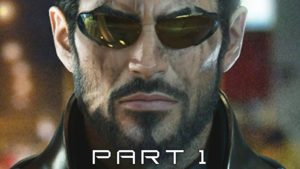 DEUS EX MANKIND DIVIDED Walkthrough Gameplay Part 1 - Intro Gameplay