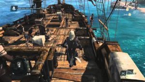 13 Minutes of Caribbean Open-World Gameplay | Assassin's Creed 4 Black Flag [UK] Gameplay