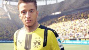 FIFA 17 Gameplay FULL MATCH - MARCO REUS Playing FIFA 17 Borussia Dortmund vs Bayern München Gameplay