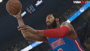NBA 2k17 steam