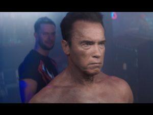 WWE 2K16 - Arnold Schwarzenegger Terminator Trailer Trailer