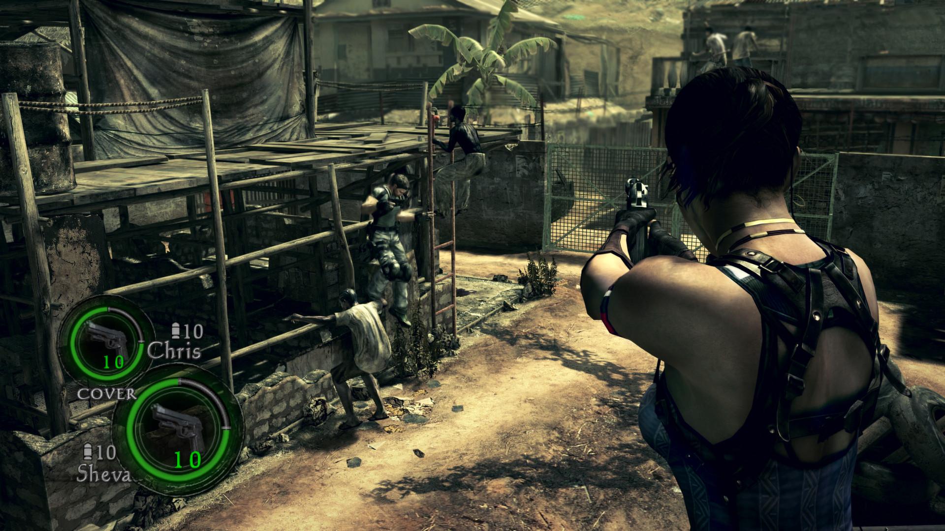 Resident Evil 5 Gamerpick Com
