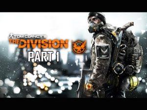 The Division Walkthrough Part 1 - Black Friday (Full Game) Trailer