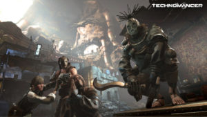 The Technomancer steam