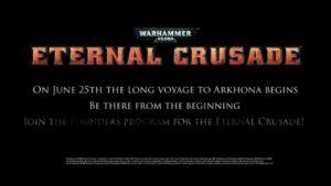 Warhammer 40,000: Eternal Crusade Official First Teaser Trailer