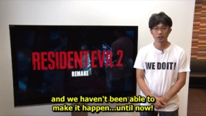 Resident Evil 2 HD Remake  - Announcement Trailer - 1080p Trailer