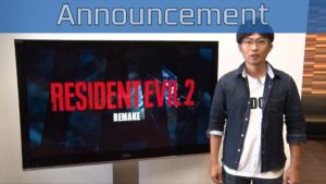 Resident Evil 2 Remake - Announcement Trailer [HD 1080P] Trailer