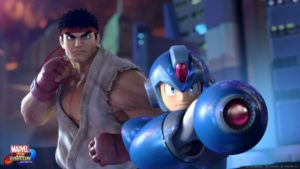 Marvel vs. Capcom: Infinite steam
