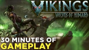 Vikings: Wolves of Midgard GAMEPLAY! Fantasy Meets Norse Mythology Gameplay